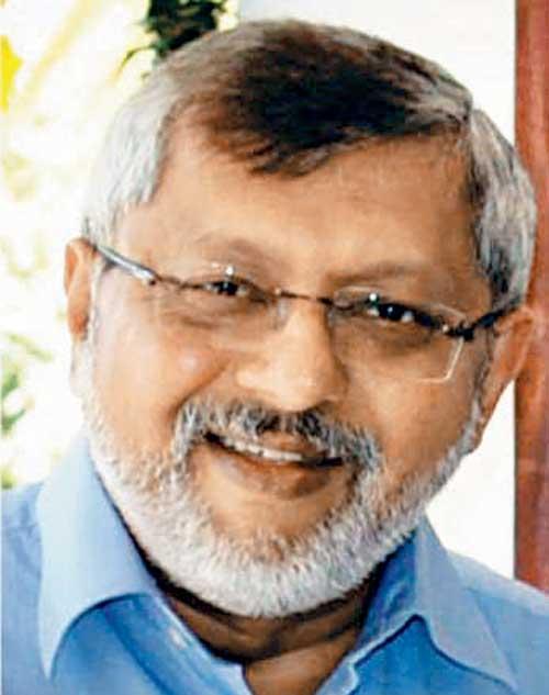 Prashant Mangeshikar